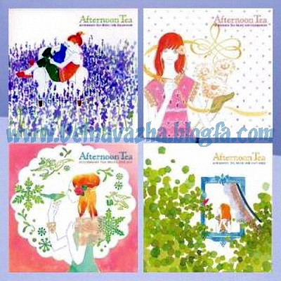 Afternoon Tea, Various Artists