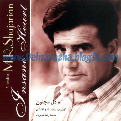 آلبوم دل مجنون، محمدرضا شجریان