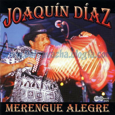 Merengue Alegre, Joaquin Diaz